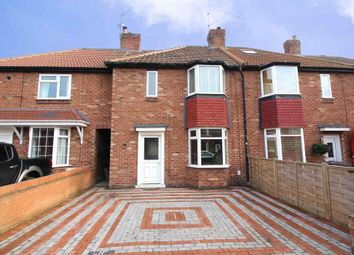 Thumbnail 2 bed terraced house for sale in Friars Walk, York