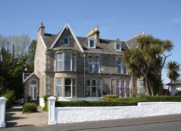 Thumbnail 5 bed maisonette for sale in Answorth, 63 Mountstuart Road, Rothesay, Isle Of Bute