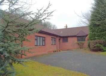 Thumbnail 4 bed bungalow for sale in Gregson Way, Fulwood, Preston, Lancashire