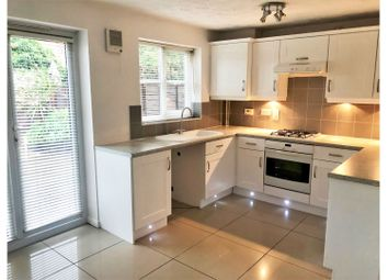 Thumbnail 3 bed semi-detached house for sale in Goldcrest Drive, Chatham