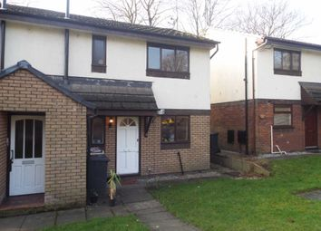 Thumbnail 1 bedroom maisonette for sale in Crescent Grove, Prestwich, Manchester