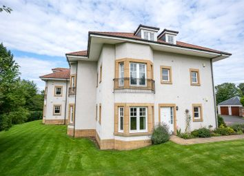 Thumbnail 2 bed flat for sale in Cramond Road North, Edinburgh