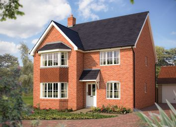 "Thumbnail 4 bedroom detached house for sale in ""The Newmarket"" at Bannold Drove, Waterbeach, Cambridge"