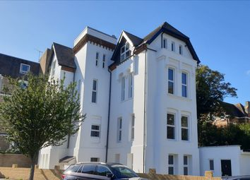Thumbnail 2 bed flat to rent in Cheriton Gardens, Folkestone