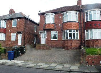 Thumbnail 2 bed flat to rent in Ovington Grove, Fenham, Newcastle Upon Tyne