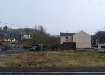 Land for sale in Land Adjacent To Commercial Street, Glyncorrwg, Port Talbot SA13