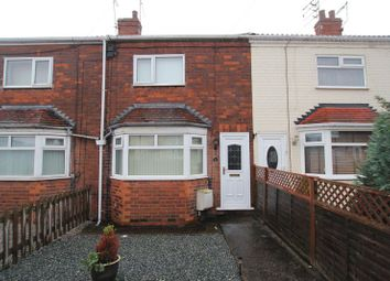 Thumbnail 2 bed terraced house to rent in Kathleen Road, Hull