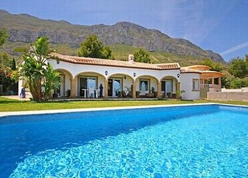 Thumbnail 3 bed villa for sale in Denia, Costa Blanca North, Spain