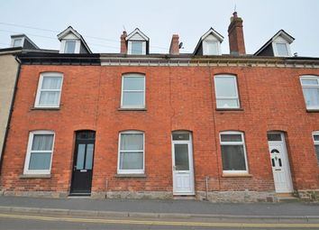 Thumbnail 4 bed terraced house for sale in Barrington Street, Tiverton