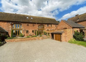 Thumbnail 3 bed barn conversion for sale in Watery Bank, Bishops Wood, Stafford