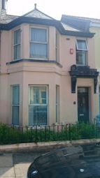 Thumbnail 7 bed terraced house to rent in Baring Street, Plymouth
