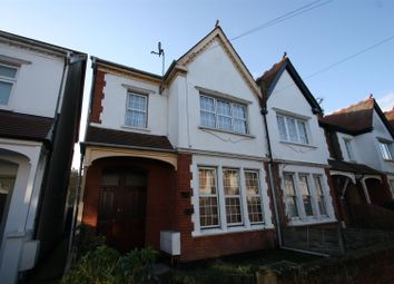 Thumbnail 1 bed flat for sale in Carisbrooke Road, Westcliff-On-Sea