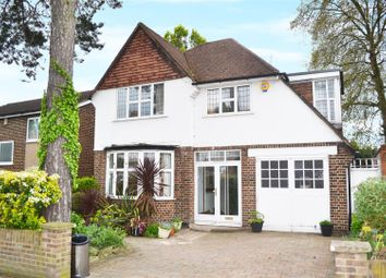 Thumbnail 4 bed detached house for sale in Ridgeway Road, Osterley, Isleworth