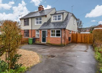 Thumbnail 4 bed semi-detached house for sale in Green Lane, Clanfield, Waterlooville