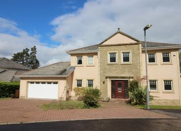 Thumbnail 5 bedroom detached house for sale in Briary Lane, Port Glasgow