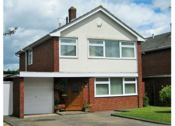 Thumbnail 4 bed detached house for sale in Matlock Road, Ferndown