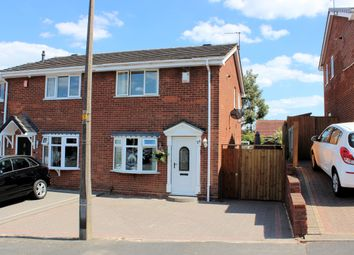 Thumbnail 2 bed semi-detached house for sale in Saxon Drive, Rowley Regis