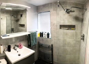 Thumbnail 1 bed flat to rent in Springhill Crescent, Telford