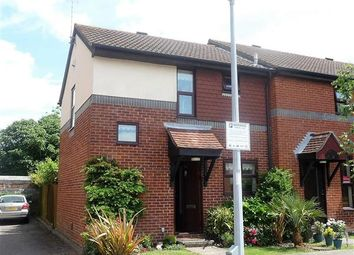 Thumbnail 2 bedroom end terrace house to rent in Beehive Walk, Portsmouth