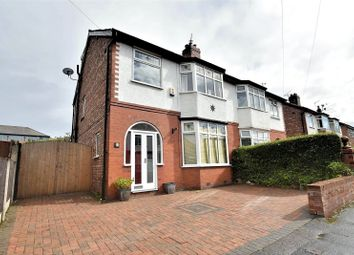 Thumbnail 4 bed semi-detached house for sale in York Road, Sale