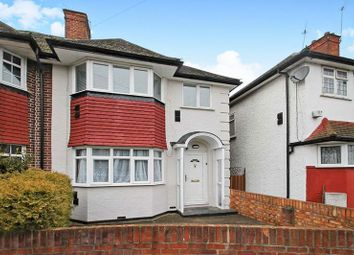 Thumbnail 3 bedroom semi-detached house for sale in Monks Park Gardens, Wembley