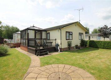 Thumbnail 2 bedroom mobile/park home for sale in Lakeside View, Moor Farm, Nottingham