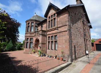 Thumbnail 4 bed flat for sale in Round Riding Road, Dumbarton