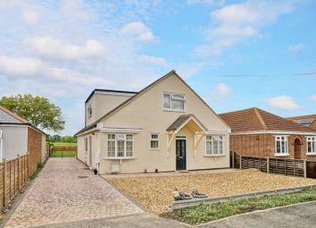 Thumbnail 4 bedroom detached house for sale in Wood Street, Doddington, March