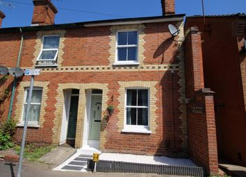 Thumbnail 2 bed end terrace house for sale in Cannon Street, Reading