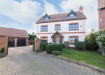 Thumbnail 5 bed detached house for sale in Walnut Grove, Cotgrave, Nottingham