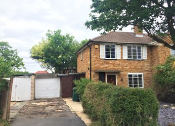 Thumbnail 2 bed semi-detached house for sale in Kings Drive, Edgware, Middlesex