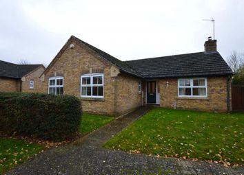 Thumbnail 3 bed bungalow to rent in Bakers Close, Turvey