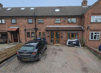 Thumbnail 4 bed terraced house for sale in West Avenue, Easingwold, York