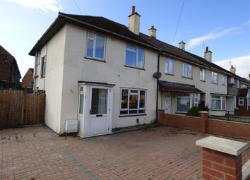 Thumbnail 3 bed end terrace house for sale in Lansbury Crescent, Dartford, Kent