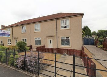Thumbnail 2 bed flat for sale in Clyde Street, Coatbridge