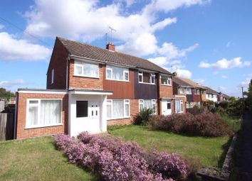 Thumbnail 3 bed semi-detached house to rent in Engliff Lane, Pyrford, Woking