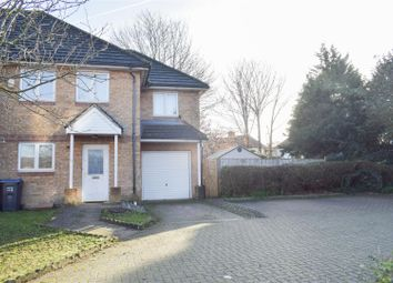 Thumbnail 3 bed semi-detached house to rent in Old School Place, Waddon, Croydon
