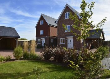 Thumbnail 4 bed town house for sale in Avenue Road, Lymington