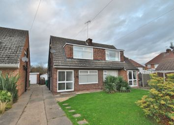 Thumbnail 3 bed semi-detached house to rent in Fieldway, Wilford