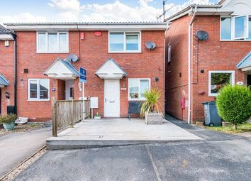 Thumbnail 2 bed terraced house for sale in Gallimore Close, Stoke-On-Trent