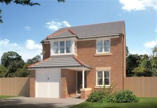 Thumbnail 3 bed detached house for sale in Dumers Lane, Radcliffe