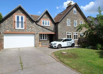 Thumbnail 4 bed semi-detached house for sale in Old Park Road, Clevedon
