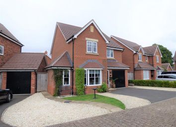 7 Biggin Hill Close, Malvern, Worcestershire WR14. 4 bed detached house for sale