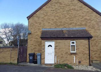 Thumbnail 1 bed flat for sale in Manor Road, Witney, Oxfordshire