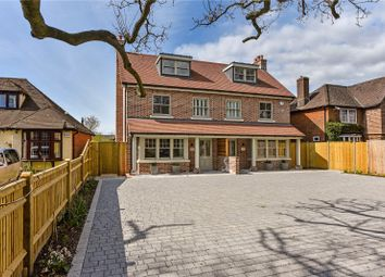 Thumbnail 4 bed semi-detached house for sale in Broyle Road, Chichester, West Sussex