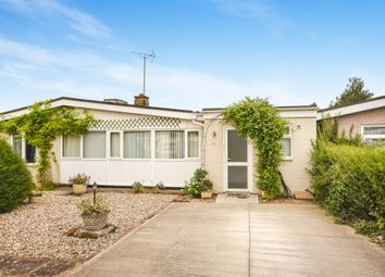 Thumbnail 2 bed detached bungalow for sale in Queens Drive, Mildenhall, Bury St. Edmunds