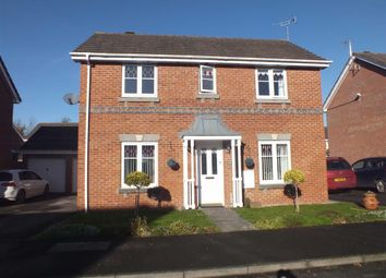 Thumbnail 3 bed detached house for sale in Fell Road, Westbury, Wiltshire