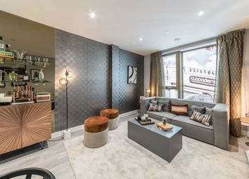 Thumbnail 3 bed flat for sale in Stockwell Road, Brx, Stockwell Road