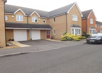 Thumbnail 4 bed property to rent in Strawberry Fields, Great Barford, Bedford