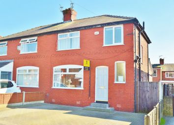 Thumbnail 3 bedroom semi-detached house for sale in Branksome Drive, Salford